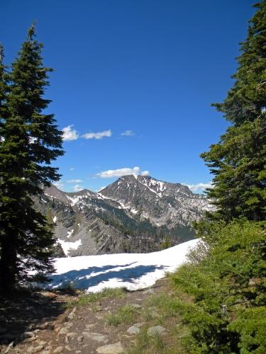 Wanless Lake Montana Trailsnw Com